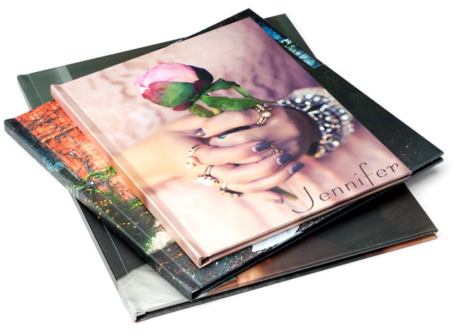 Photo Wrapped Hardcover BayBook