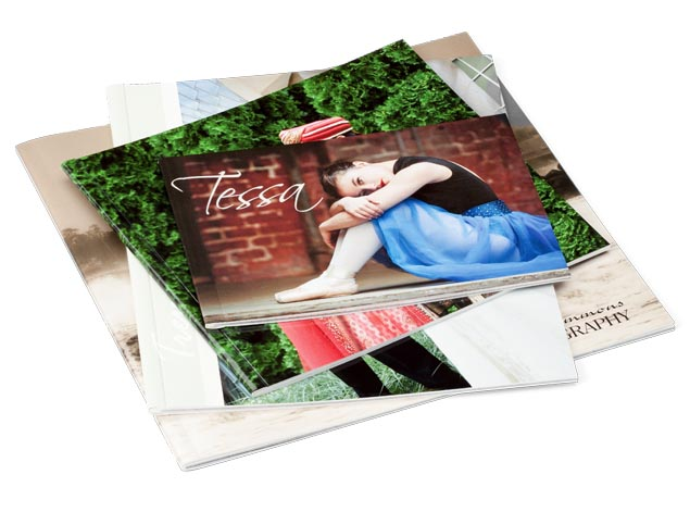 Photo Wrapped Softcover BayBook